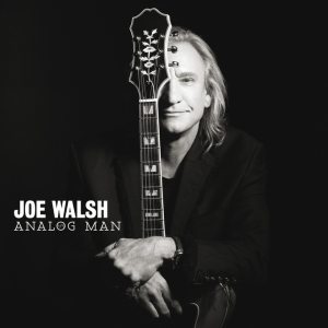 Joe Walsh - Analog Man CD Cover