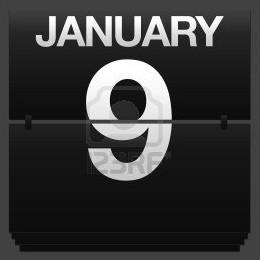 january 9