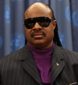 Stevie Wonder Is Appointed The United Nations Messenger Of Peace