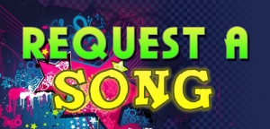 request a song