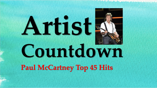 McCartney Artist Countdown