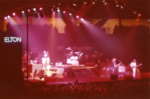 Elton John  - Fall 1973 Yellow Brick Road  Concert