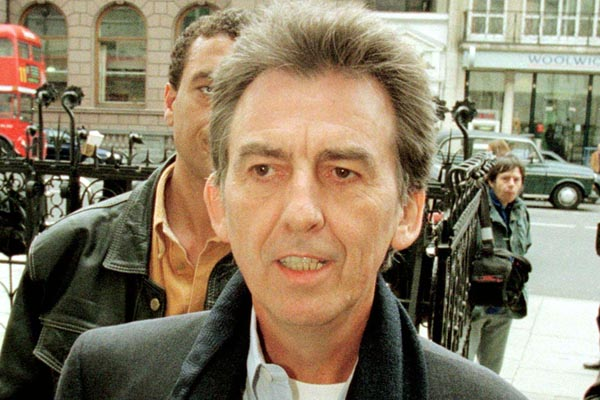Images Of George Harrison 2001