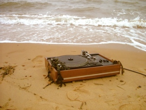 Beach Music Turntable