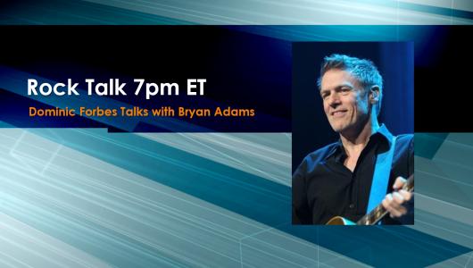 RockTalk-Bryan Adams