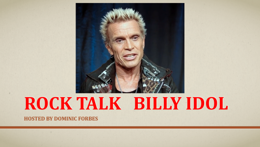 RT-Billy Idol