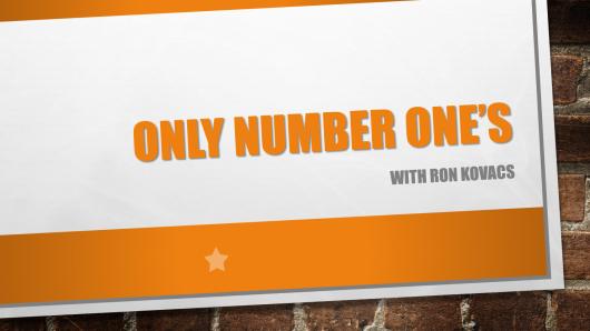 Number_Ones